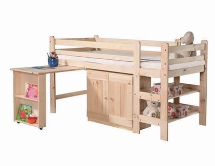 Łóżko pietrowe Bed 1 PINIO