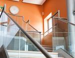 Balustrady ze szkła strukturalnego Easy Glass SLIM Q-RAILING - zdjęcie 9
