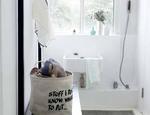 Ceramiczny uchwyt łazienkowy na papier NORTH & SOUTH HOME - zdjęcie 2