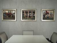 Obrazy jako dekoracje salonu malarstwo wspolczesne do firmy Dagma Art 8