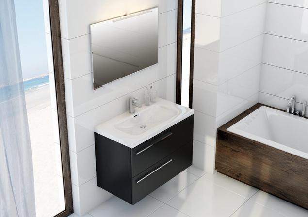 Nowoczesne łazienki. Proste meble łazienkowe kluczem do doskonałości