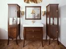 Drewniane meble łazienkowe BARREL DEFRA