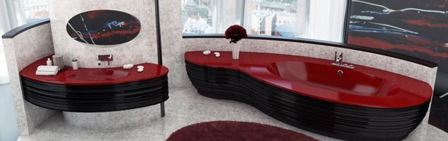 Ekskluzywne wanny do nowoczesnej aranżacji łazienki