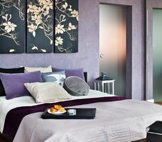 Aranżacja sypialni. Romantyczny pokój