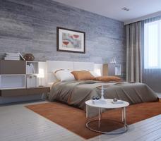 Jak urządzić sypialnię? Nowoczesne wnętrze